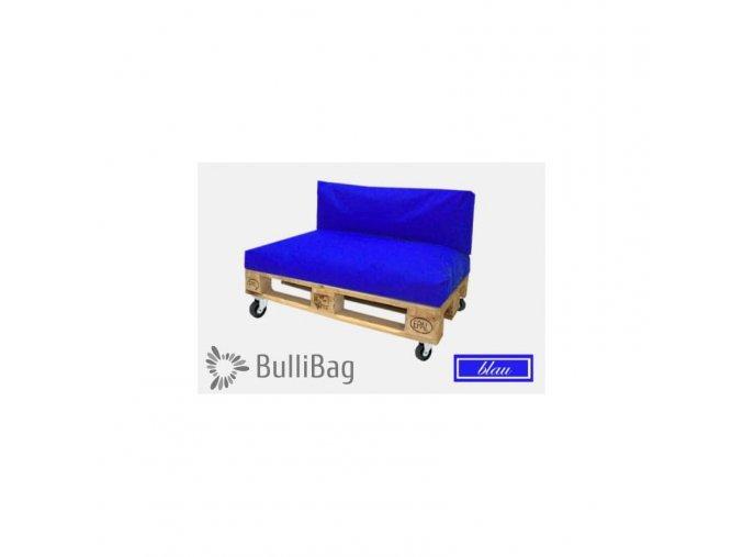 Polstrování na europalety modré bulli_206