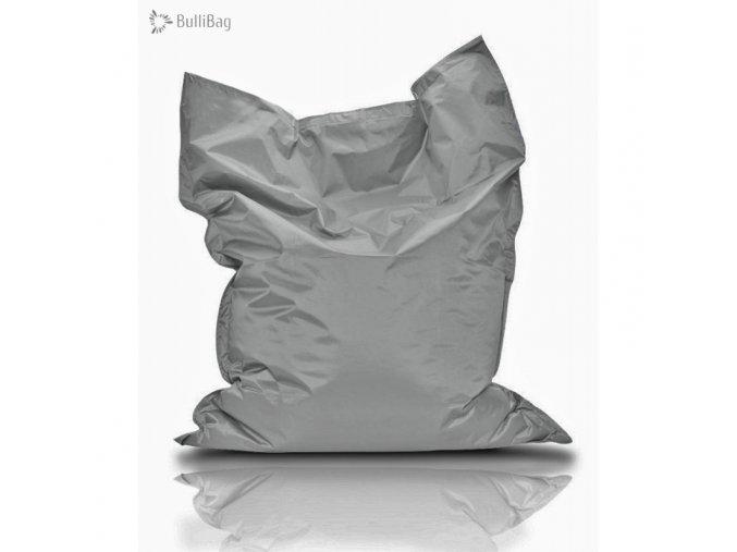 Sedací vak Bullibag šedý bulli_013