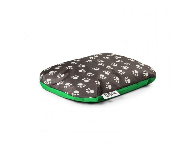 Pelíšek pro psy zelený Bullibag DOG dogb_031