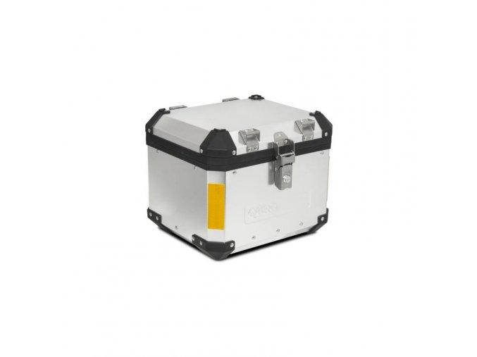 Sikkia moto hliníkový Top Case 33L