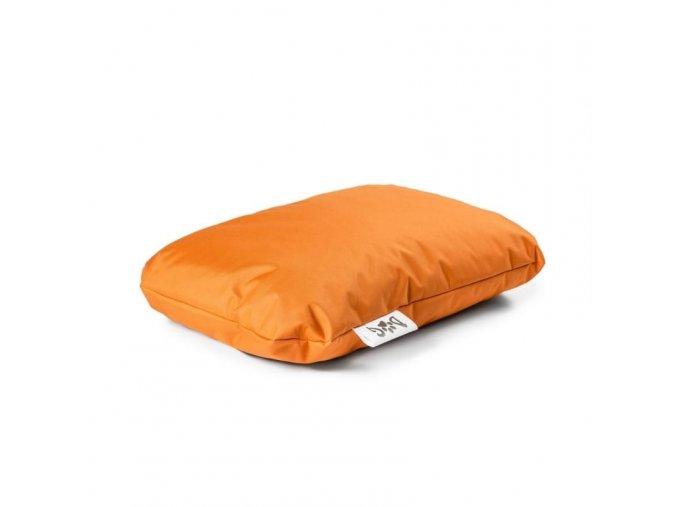 Pelíšek pro psy oranžový Bullibag DOG dogb_008