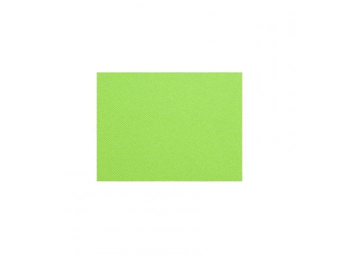 EXAM 600D zelená neon látka 1001