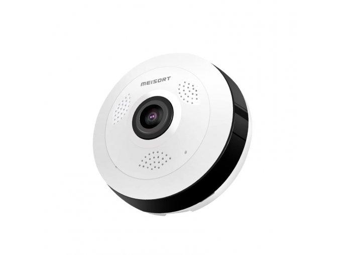 Panoramatická IP kamera 360° + 32 GB microSD