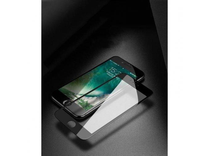 Ochranné tvrzené sklo iPhone 7 plus 5D 9H