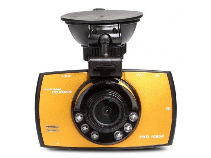 Full HD kamera do auta s nočním viděním