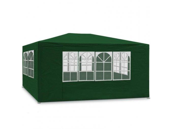 Zahradní stan 3x4m zelený