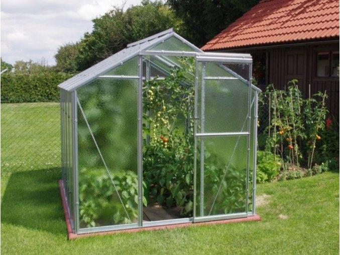 Duté vícevrstvé desky na skleník - 4mm silné - 10,25m2
