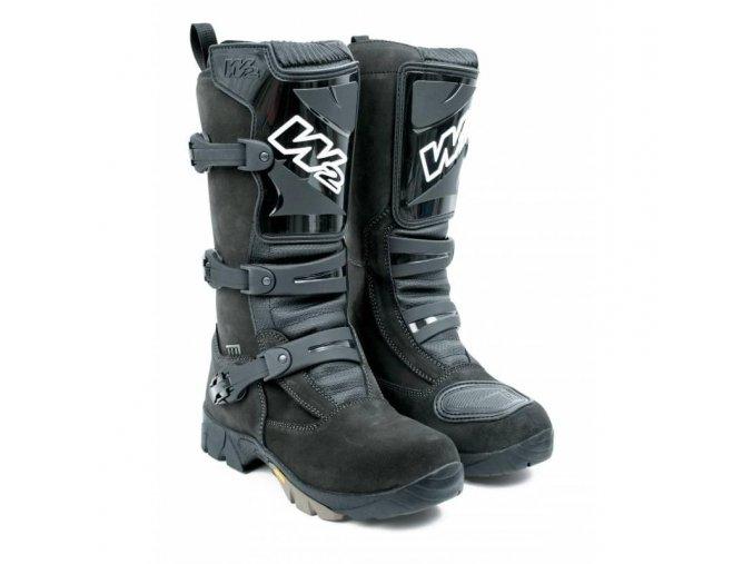 "W2 boots ATV ""Adventure Rainproof"""