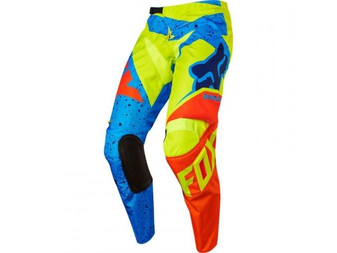 180 Nirv Pant - Yellow/Blue, MX17