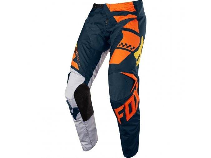 FOX 180 Sayak Pant - Orange, MX18