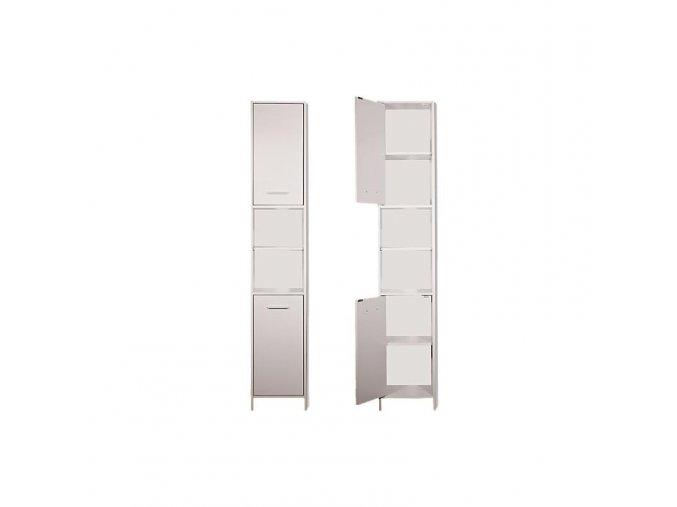 Koupelnová skříňka 185 cm x 30 cm x 30 cm