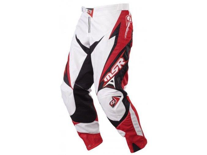 MSR Pants M9 RNGD PNT Red/White
