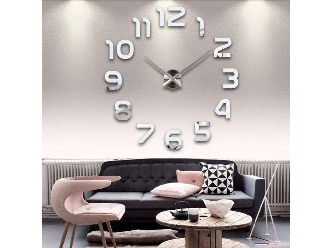 Nástěné lepící hodiny