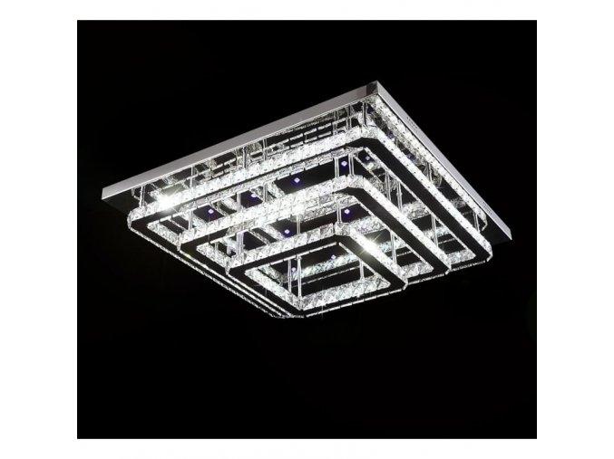 Strupní LED lustr se změnou barvy Orseo Wattra
