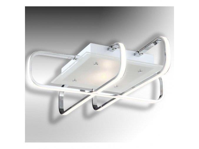 Stropní designový LED lustr Orseo Letoria