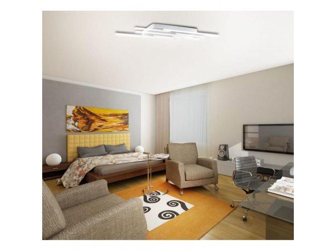 LED stropní lustr Orseo Slider