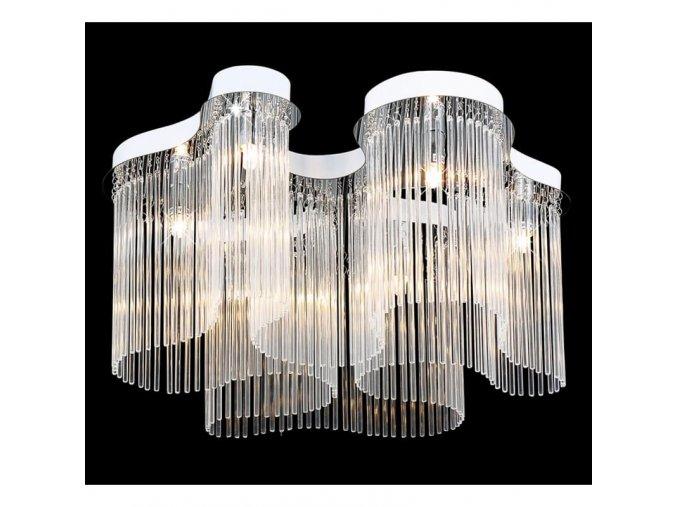 Designový stropní lustr Orseo Stekla O50cm