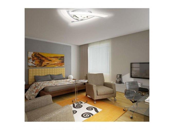 LED lustr Orseo Atika-XL