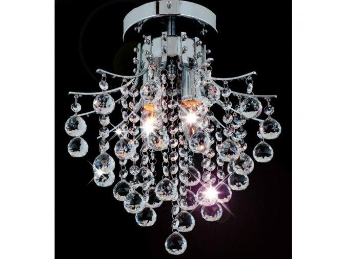 Křišťálový lustr Orseo Rista-L