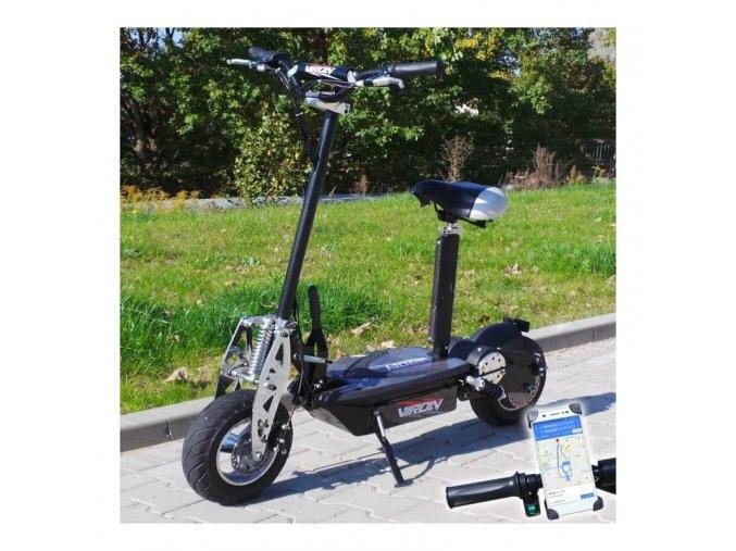 Koloběžka e-scooter 800 W