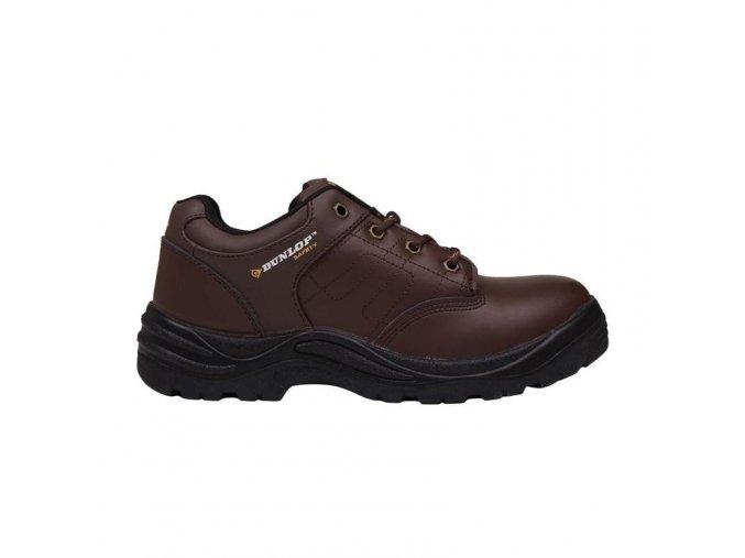 Pánské pracovní bezpečnostní boty Dunlop Kansas