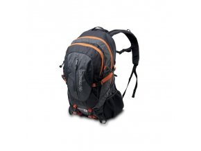TRIMM DAKATA black light grey černý 35l