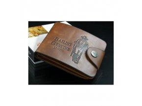 Luxusní pánská kožená peněženka Bailini