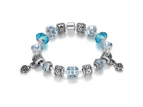 Náramek Victoria de Bastilla modrý