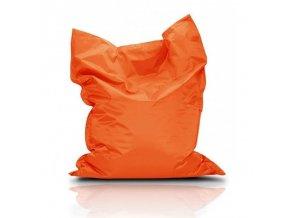 Sedací vak Bullibag oranžový b_011