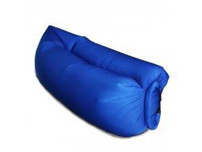 Vzdušný vak lehátko pohovka Bullibag - modrá airb_003