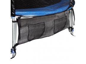Odkládací síťka na boty k trampolíně