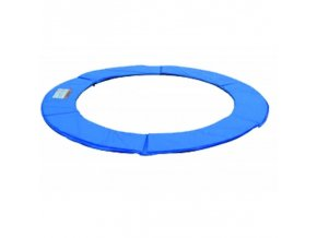 Kryt pružin na trampolínu 305 cm, modrý