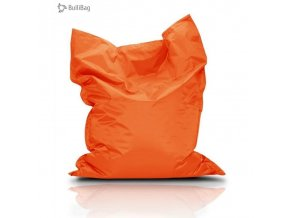 Sedací vak Bullibag oranžový bulli_011