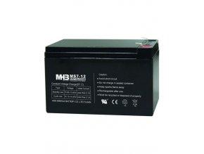 Pb akumulátor VRLA- AGM 12V/7Ah (OT7-12)