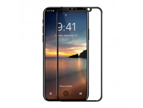 Ochranné tvrzené sklo pro iPhone X 5D 9H