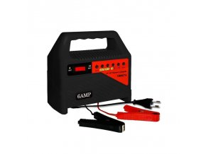 Autonabíječka nabíječka baterie / 6V + 12V