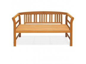 Zahradní lavička ROSE z tvrdého dřeva 150 cm