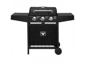 Plynový gril El Toro® s 3 hořáky z nerezové oceli Amarillo