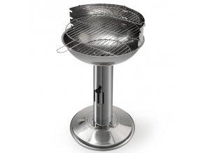 Zahradní BBQ gril stojanový