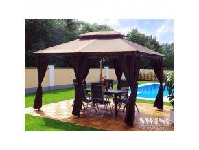 Luxusní pavilon Minzo 3 x 4 m