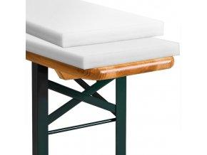 Polstrování - sedák na lavičku
