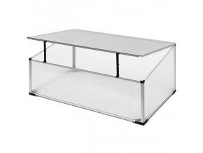 Pařeniště mini skleník - 100 x 60cm