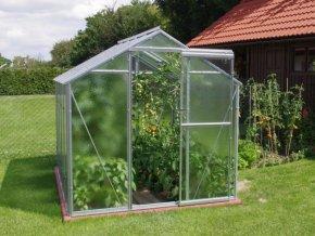Duté vícevrstvé desky na skleník - 4mm silné - 10,25m²