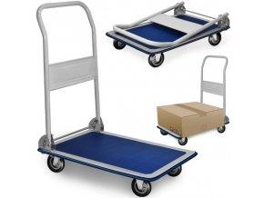 Přepravní transportní vozík do 150 kg sklopný