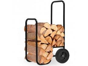 Transportní vozík na dřevo