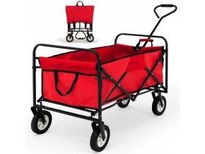 Praktický skládací vozík + pouzdro na přenášení