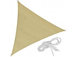 Stínící plachta proti slunci trojúhelník