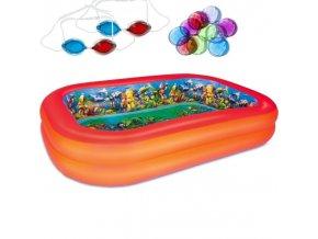 Nafukovací bazén s 3D potiskem
