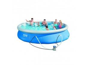 Rychlorozkládací bazén včetně filtrace