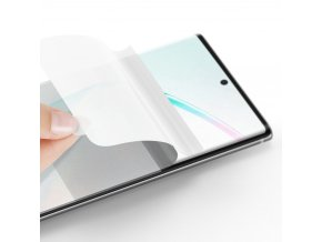 ger pl Ringke Dual Easy Film 2x Einfache Staubentfernung Full Cover Displayschutz Folie Samsung Galaxy Note 10 Plus ESSG0015 53223 4